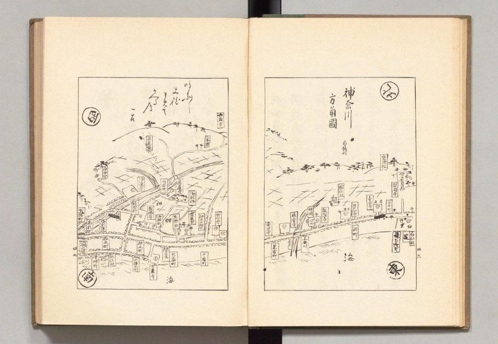 この画像には alt 属性が指定されておらず、ファイル名は 神奈川方角圖-1-1024x708.jpg です